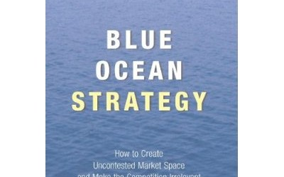 Review and synopsis of the book Blue Ocean Strategy by Kim & Mauborgne