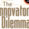 The Innovator's Dilemma by Clayton M. Christensen (1997 and re-printed in 2000) is an interesting and worthwhile read.  Concentrating on Disruptive Innovation  Christensen describes his theories on why markets are disrupted by newcomers offering what at first looks like inferior products or services.