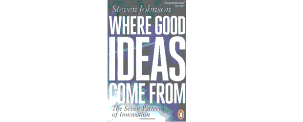 Where Good Ideas Come From, The Seven Patterns of Innovation by Steven Johnson (2012) is a stimulating read and as the title suggests attempts to describe how ideas for innovation come about....